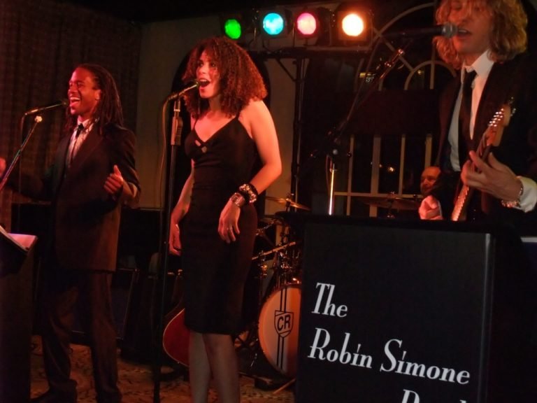 The Robin Simone Band